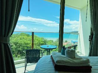 [カマラ]アパートメント(42m2)| 1ベッドルーム/1バスルーム COZY ROOM WITH SEA VIEW @Kamala Beach [A52]