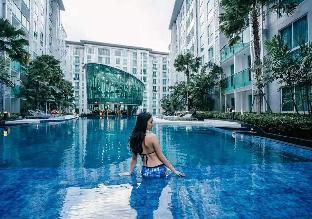 [パタヤ中心地]アパートメント(30m2)| 1ベッドルーム/1バスルーム Downtown Pattaya CityCenterResidence