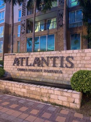 [ジョムティエンビーチ]アパートメント(66m2)| 2ベッドルーム/2バスルーム Atlantis花水系子特蒂斯二居72平方米大公寓 配儿童水上