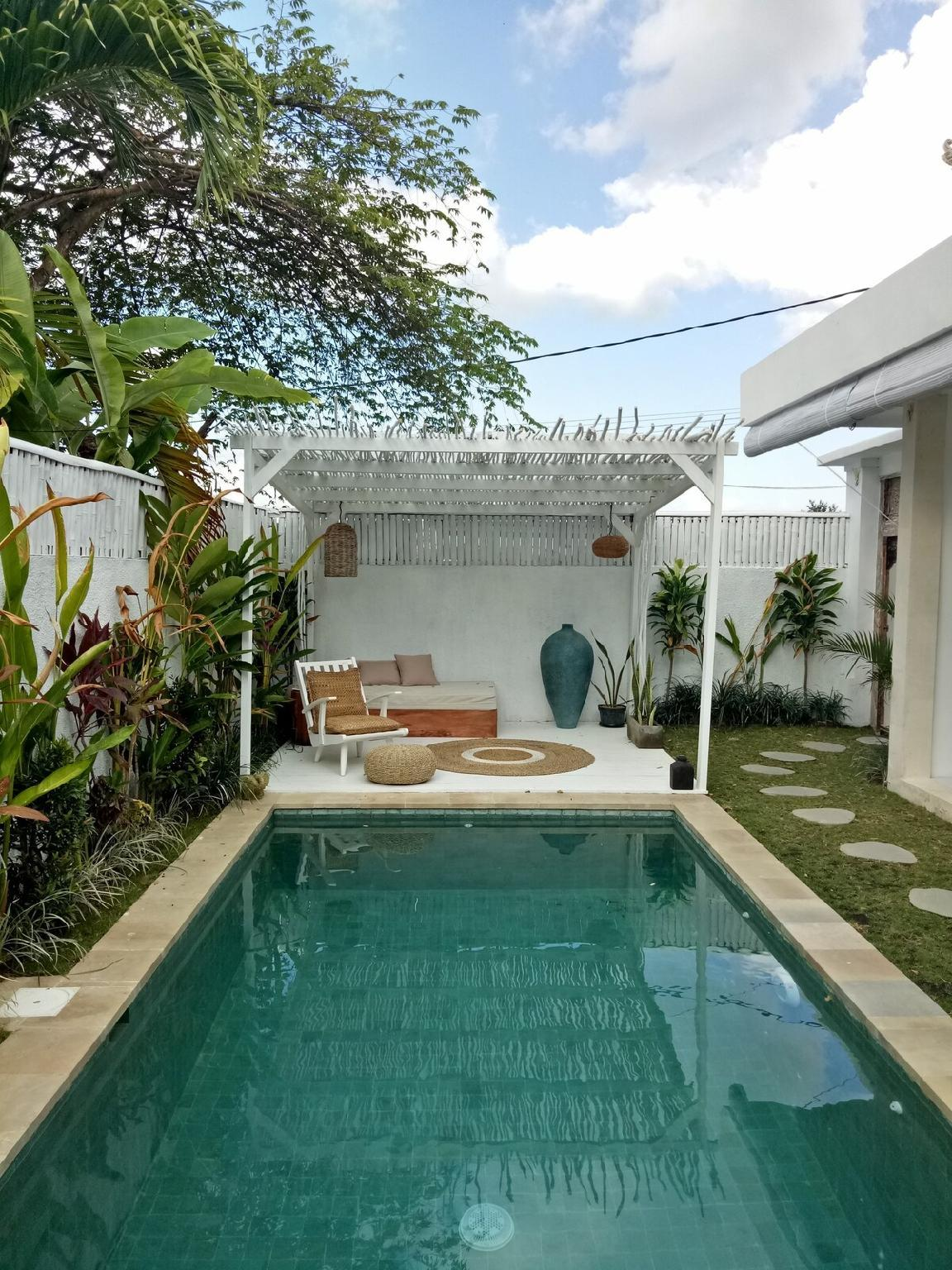 Terra Room with s/pool in Echo Beach Canggu