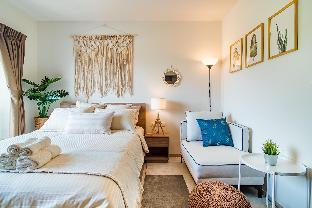 [ホアヒン市内中心地]アパートメント(29m2)| 1ベッドルーム/1バスルーム Lacasita Luxury (white room) Condo HuaHin