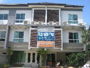 [バーンブアトーン]アパートメント(45m2)| 2ベッドルーム/1バスルーム Baan plern pasa residence 2 bedrooms 304