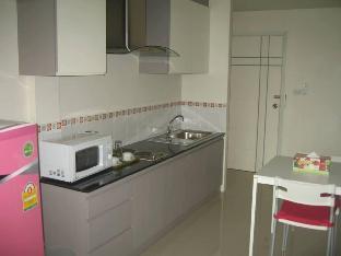 [バーンブアトーン]アパートメント(35m2)| 1ベッドルーム/1バスルーム Baan plern pasa residence 1 bedroom 203