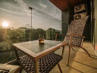 [ラワイ]スタジオ アパートメント(39 m2)/1バスルーム Calypso Garden Residences