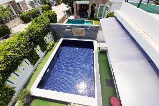 [ボーファイ]一軒家(200m2)  2ベッドルーム/2バスルーム Alisa Pool Villa Huahin (BarBQ, Karaoke, Party)