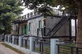 [市内中心部]一軒家(100m2)  1ベッドルーム/2バスルーム Home Nam Nan 1