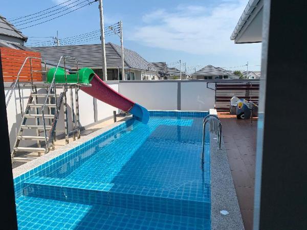 M&M pool villa Hua Hin