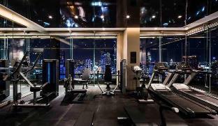 [サトーン]アパートメント(97m2)| 2ベッドルーム/2バスルーム M Silom 2 bed 2 bath ,city  view , wifi,BTS