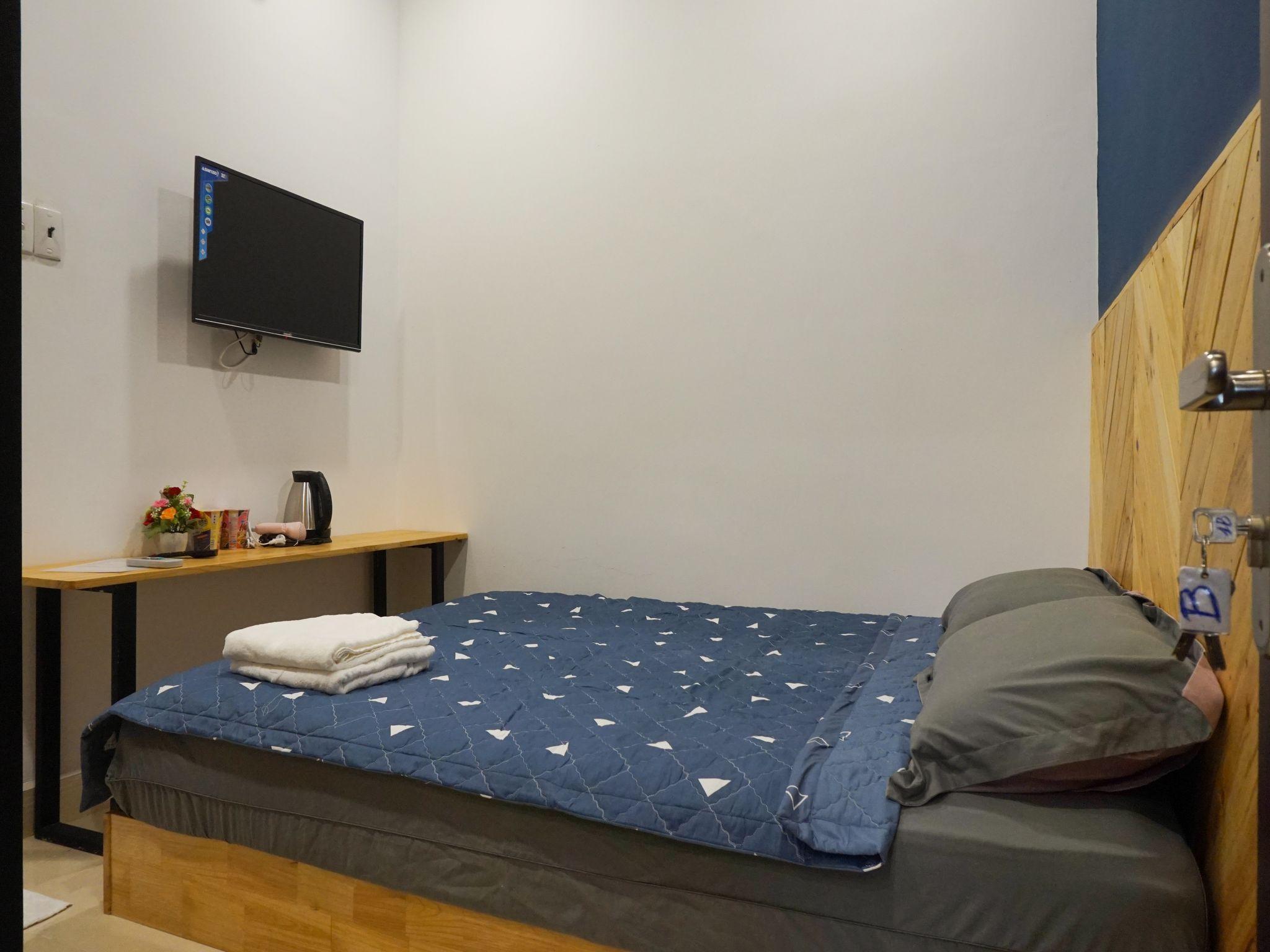 IHome Homestay Standard Room 2 Single Beds