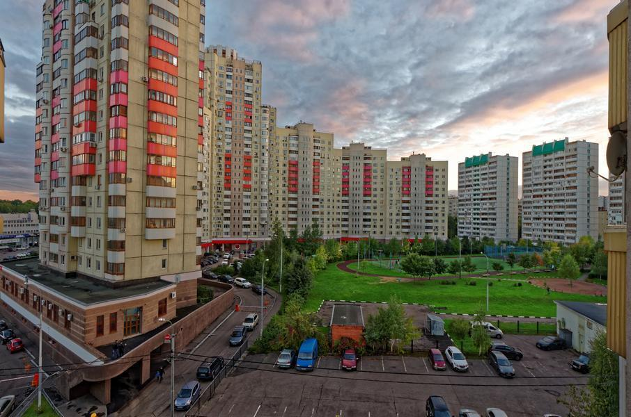 Apartments Belyaevo