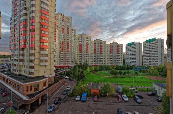 Apartments Belyaevo Moscow