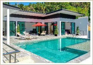 Villa neuve 4 chambres piscine dans petit paradis