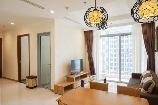 Gorgeous 2Bedroom Apartment  Vinhomes Central Park Ho Chi Minh City