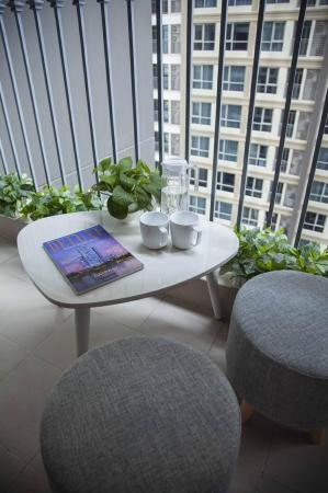Greenest 2Bedroom Apartment Vinhomes Central Park Ho Chi Minh City