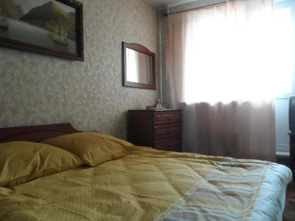 two bedroom apartment VDNH Moscow