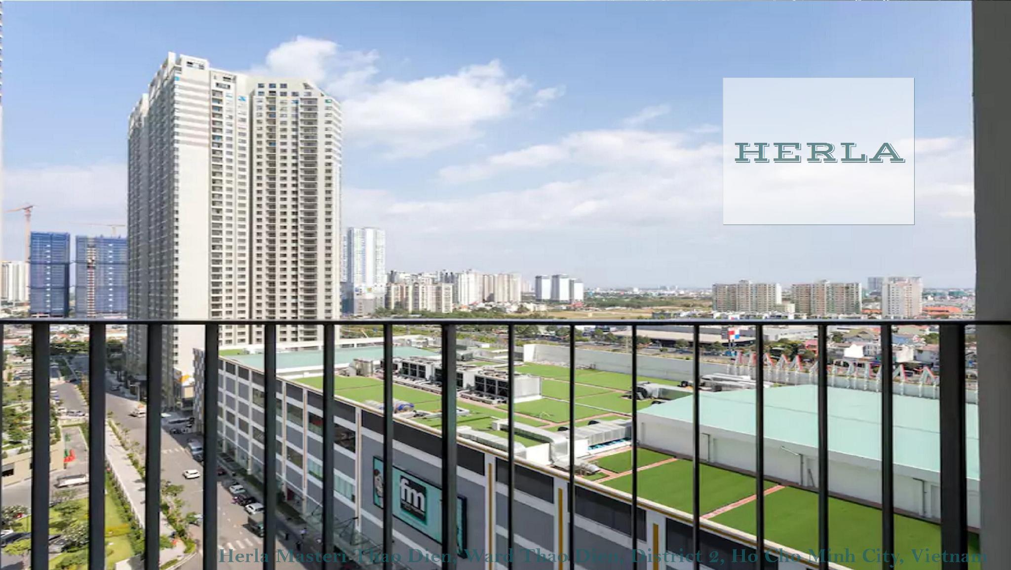 Herla Masteri Thao Dien Luxury Apartment 1209  T3