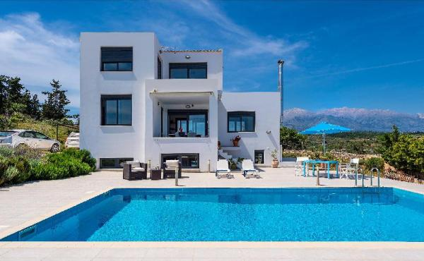 Villa Lefki Crete Island