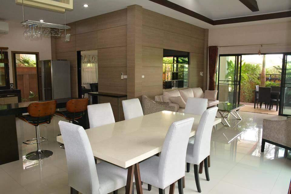Baan Dusit Pattaya park *pool villa private - Pattaya