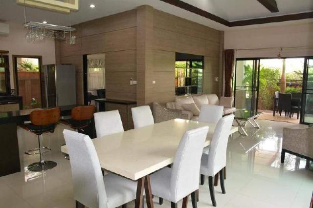 3 ห้องนอน 2 ห้องน้ำส่วนตัว ขนาด 304 ตร.ม. – ห้วยใหญ่ – Baan Dusit  Pattaya park *pool villa private
