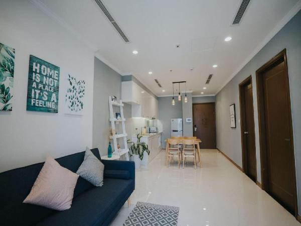 The Berry Luxury Apartments - Artistic Apartment Ho Chi Minh City