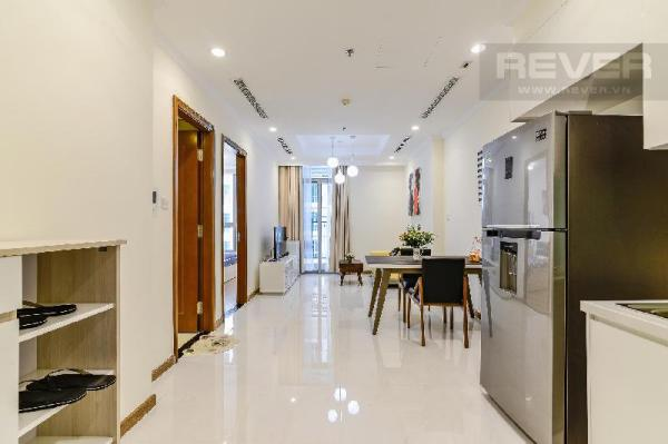 The Berry Luxury Apartments - Homey Apartment Ho Chi Minh City