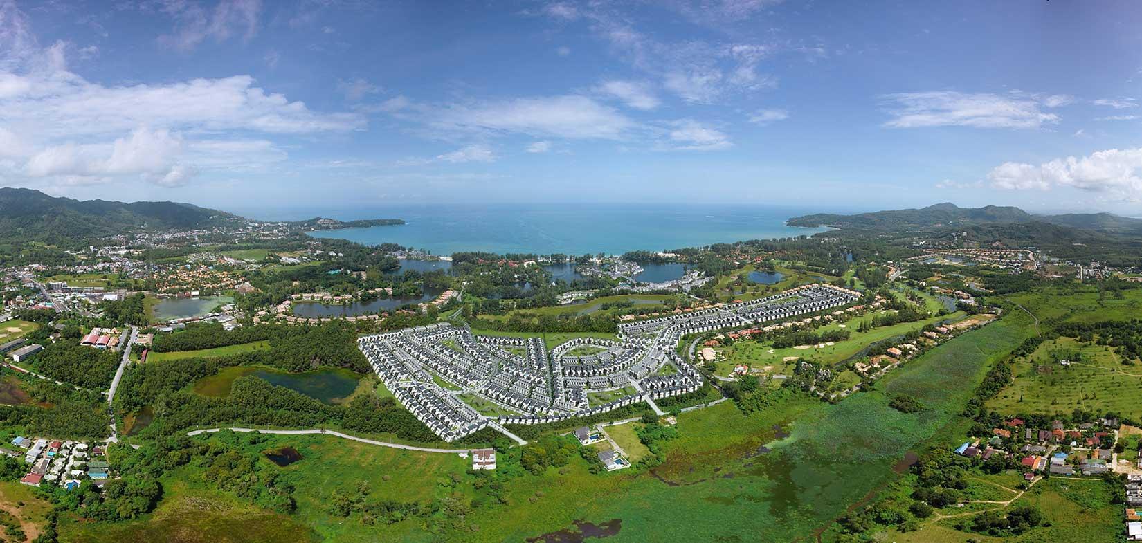Price Bangtao Beach Laguna Park Holiday pool Villas