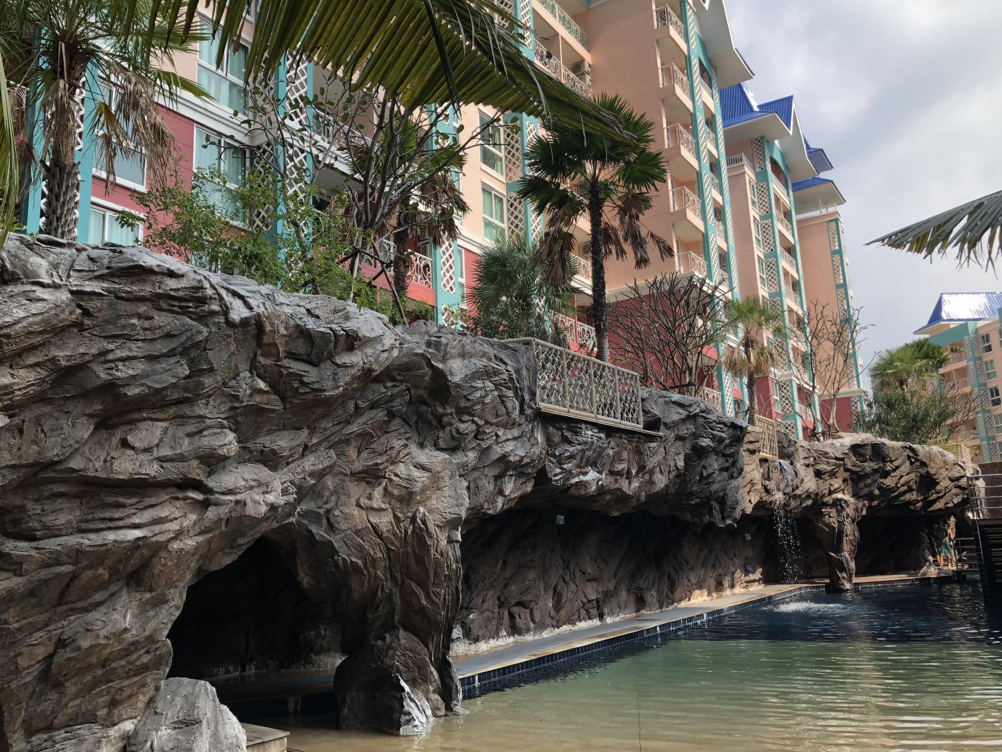 Price Grande Caribbean Condo Resort Pattaya