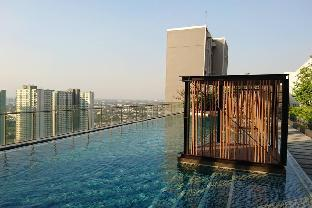 NICE 1BD room, club & pool near MRT Purple line