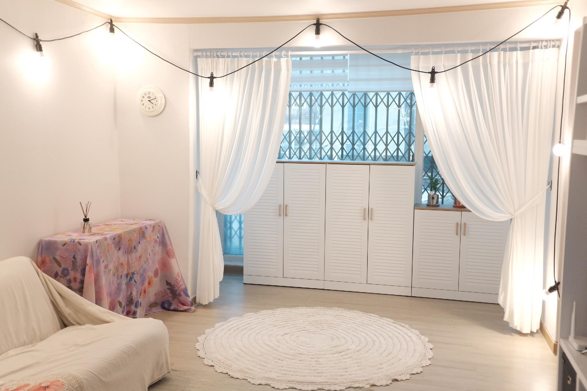 A Prettyandcomfortable House To Make Korean Friends