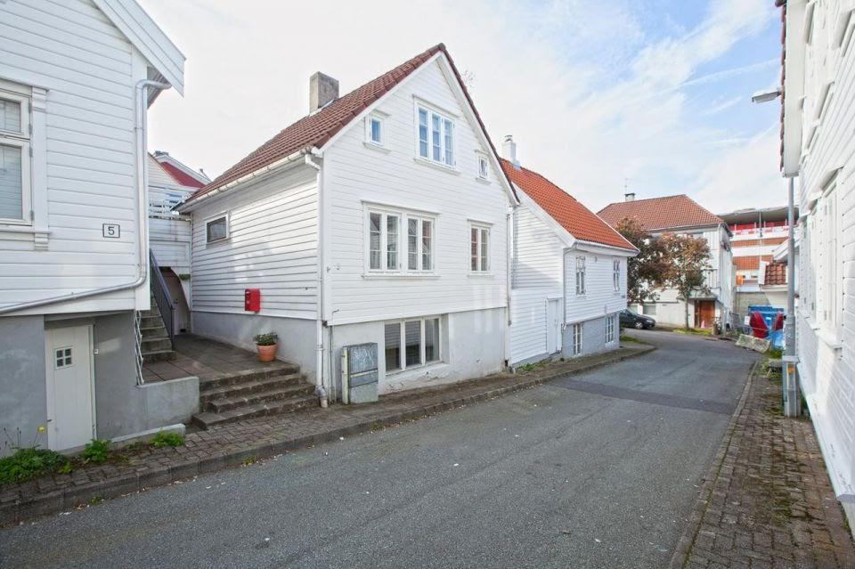 Charming house from 1880 in Stavanger City Centre