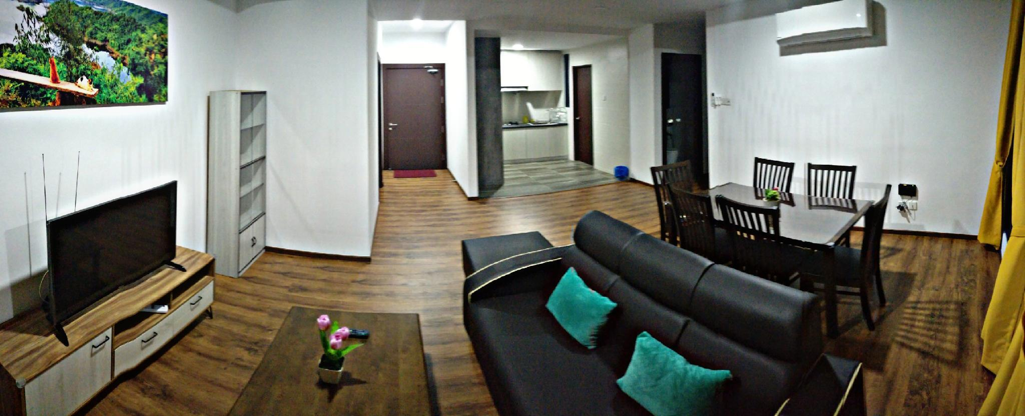 VivaCity 1204 Residence