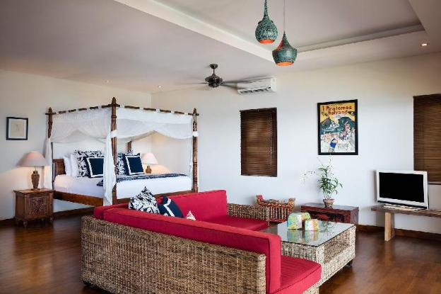 Villa Cocoa Maya - relaxed luxury on the beach