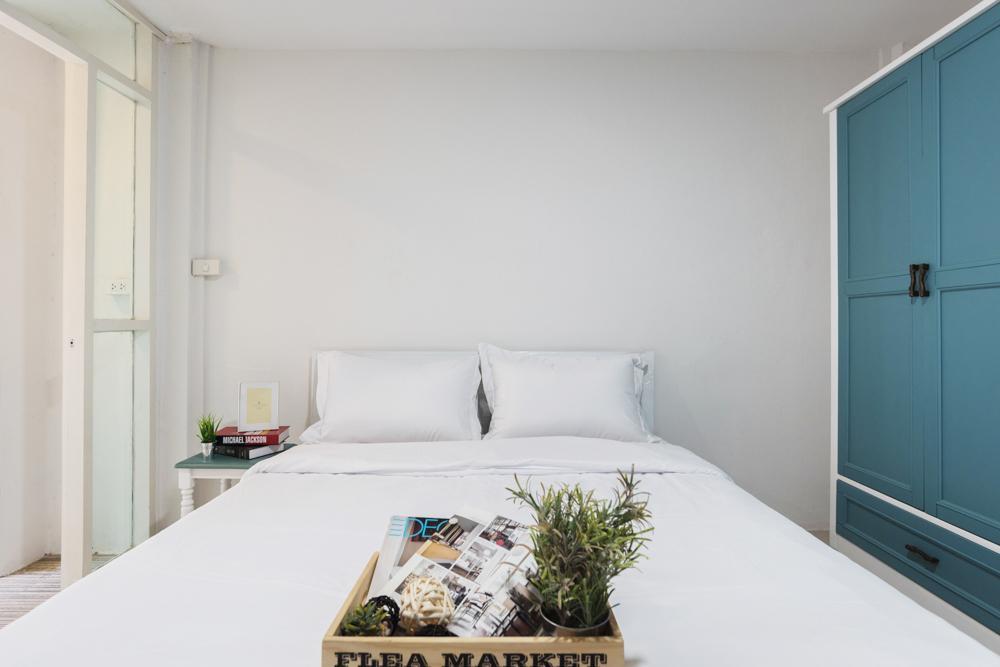Review Sathorn Apartment [Studio] @BTS Surasak 900 meter