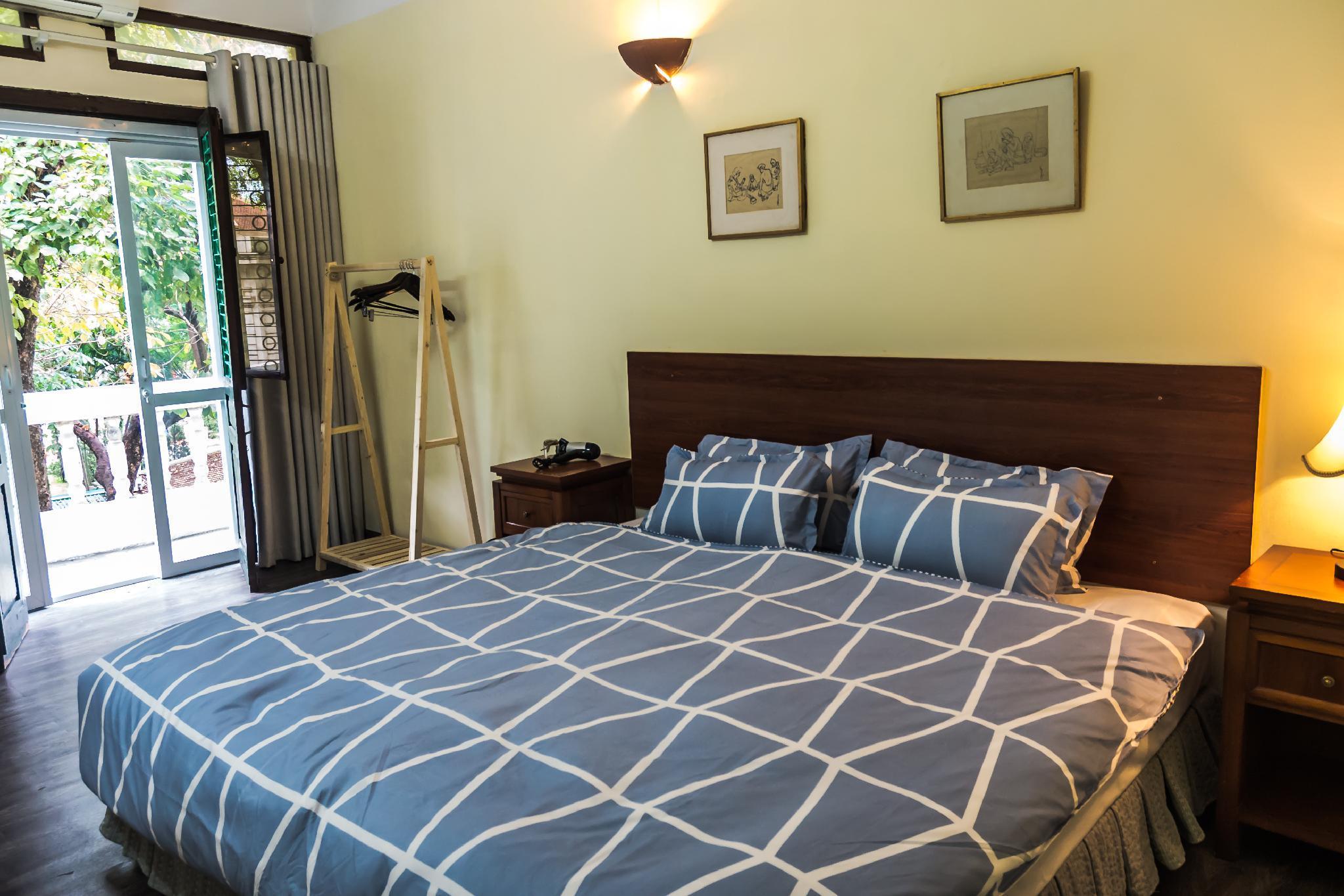Attic 2bedroom Hoan Kiem Home Stay