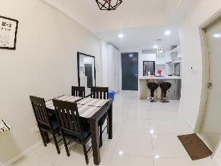 Infinity seaview pool 2BR apartment Kota Kinabalu