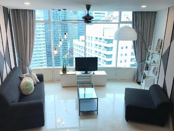 Vortex Suites KLCC By PNUT (VP15) Kuala Lumpur