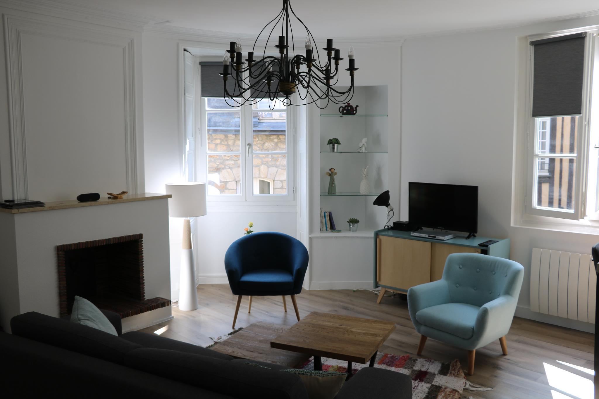 Appartement Au Coeur De Vannes Aloe