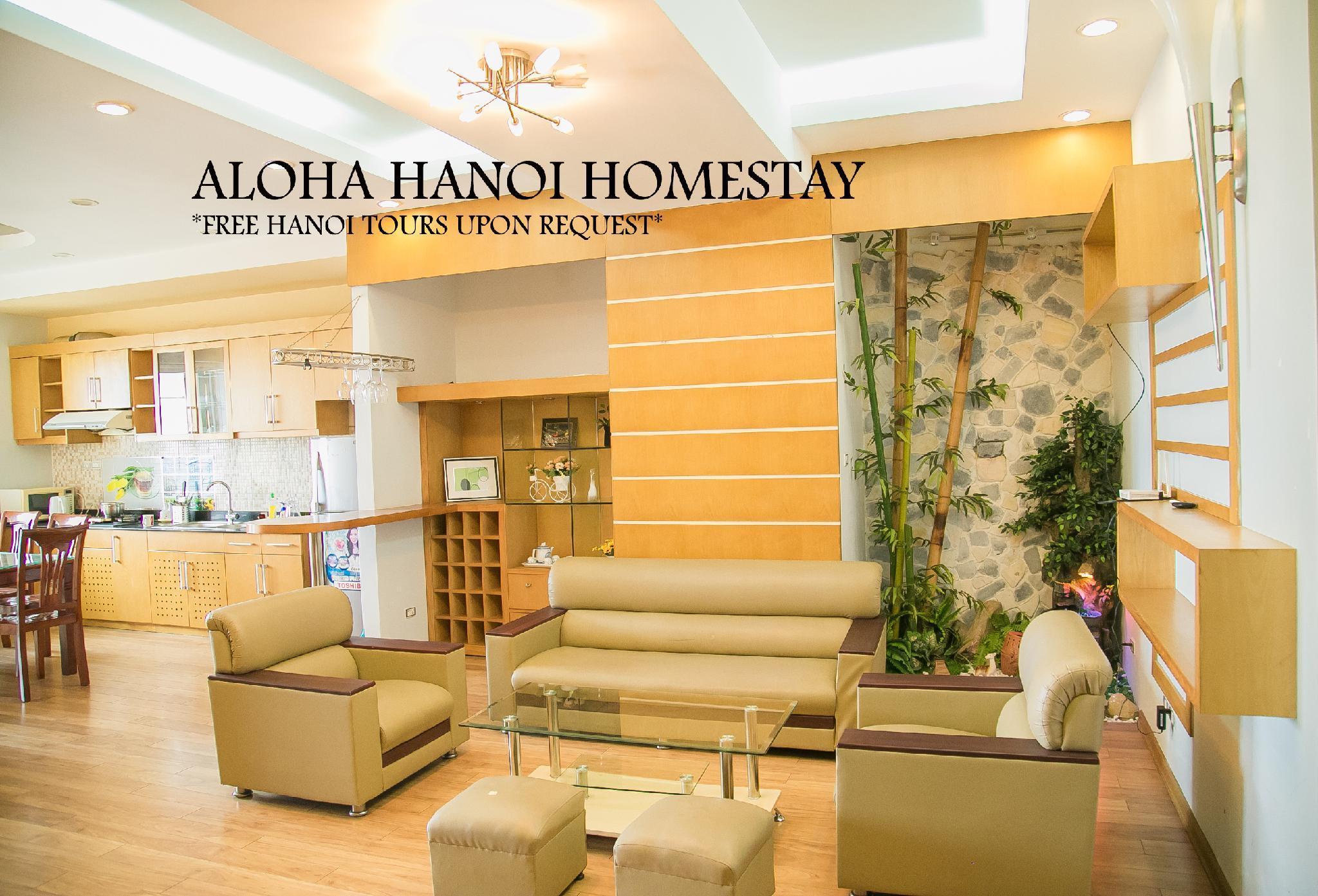 Aloha Hanoi Homestay 12A