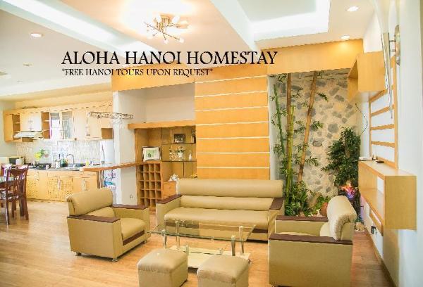 Aloha Hanoi Homestay 12A Hanoi