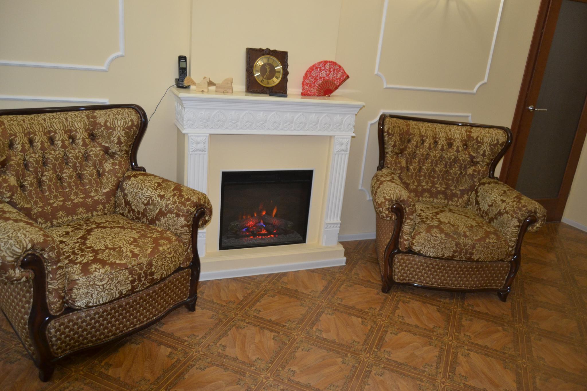 3 Room Apartment In Saransk