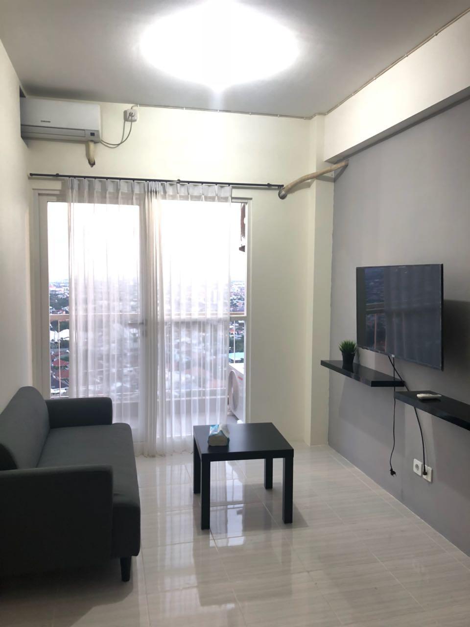 Price 2 cozy bedroom apartemen merr for rent