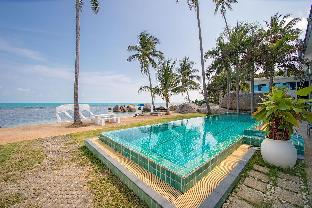 %name Beachfront loft style villa with private pool เกาะสมุย
