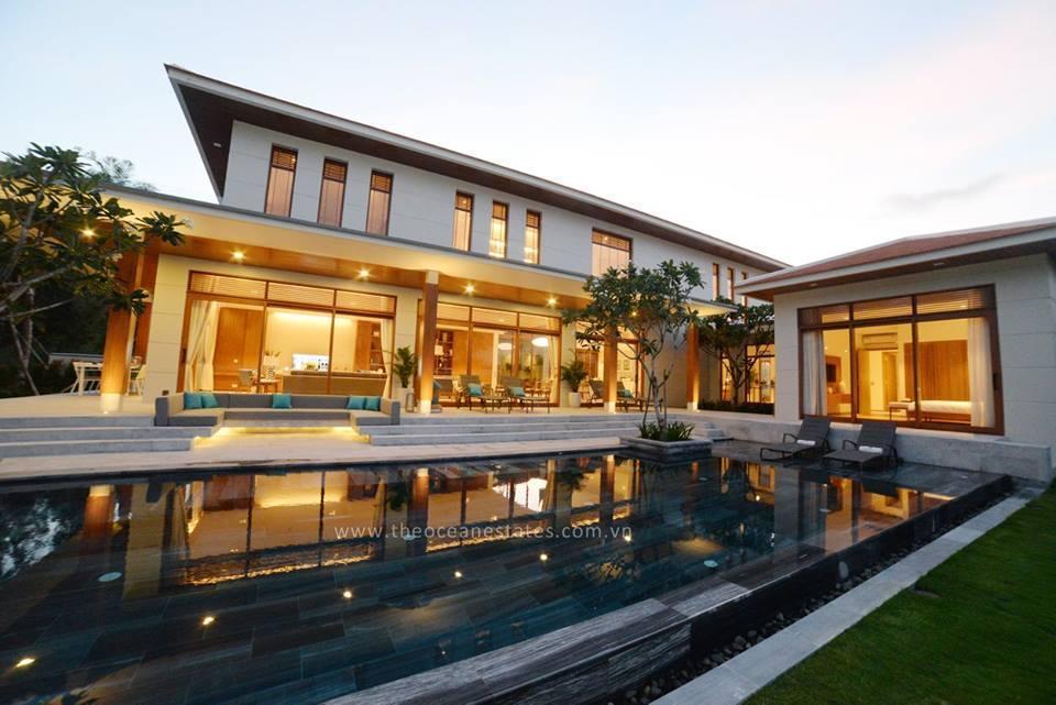 Luxury 4 Bedroom Villa  The Ocean Estates