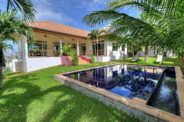 Seaview Tropical 3br Pool Villa by Intira Villas Phuket