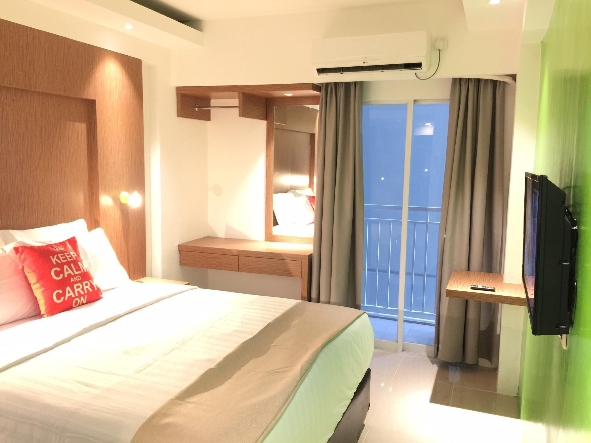 Hotels Review: Skyland Bogor Valley Residence – Studio Type – Room Rates, Picture & Deals