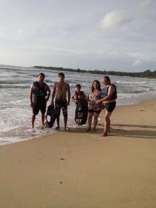 Pantai indah pasir putih , yg begitu elok Banten