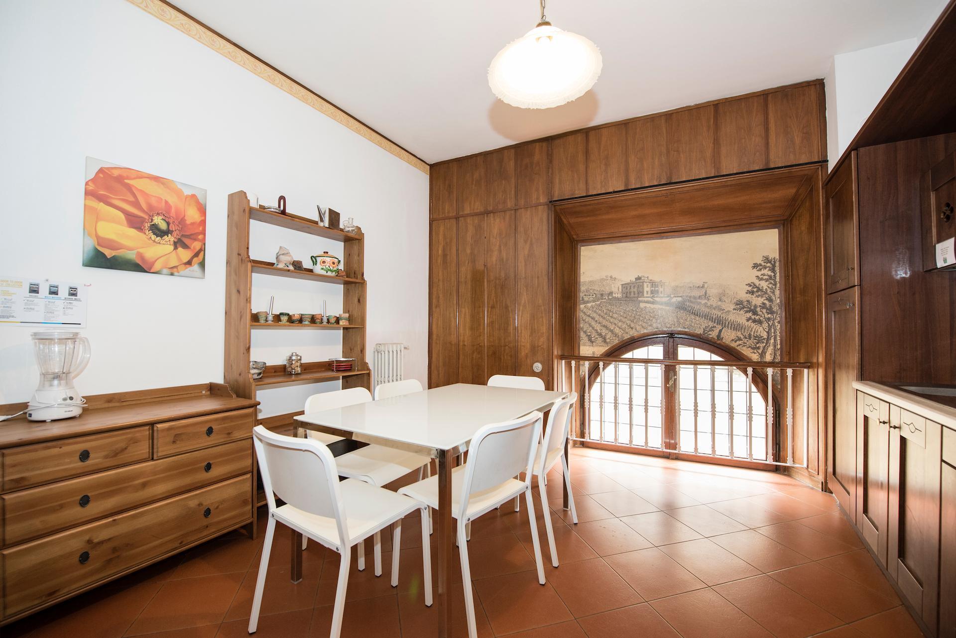 Oriuolo Apartment
