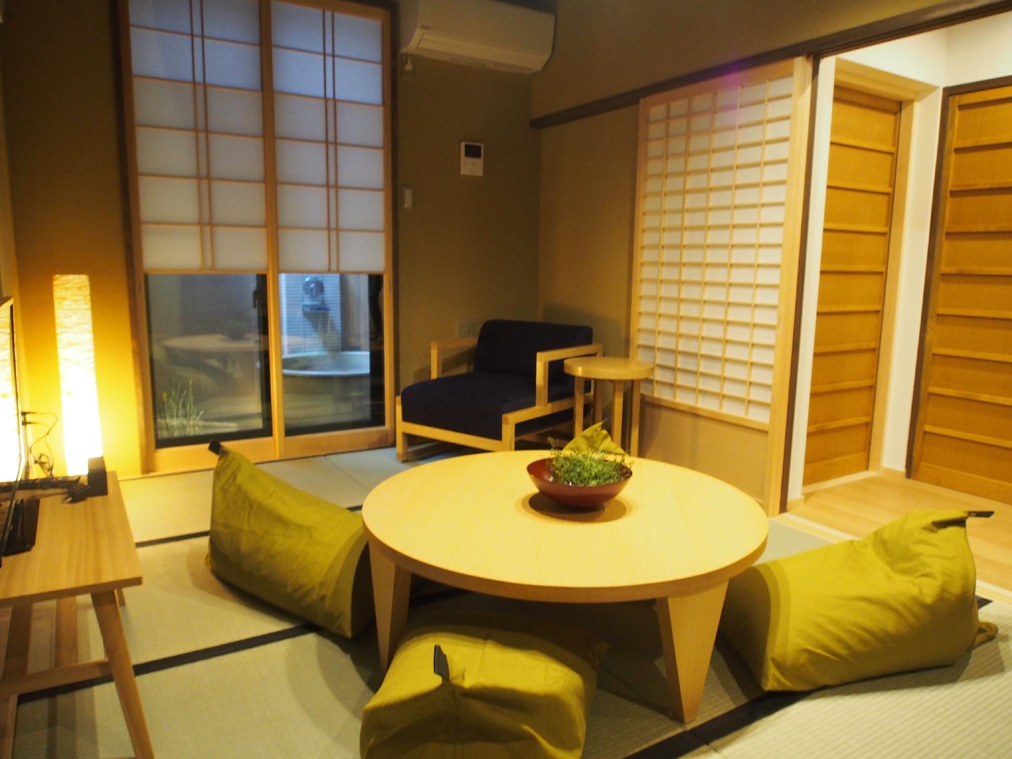 No.10 TSUKI   Luxurious Ryokan Style Stay