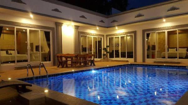 Davinci poolvilla pattaya 3 bedroom Pattaya