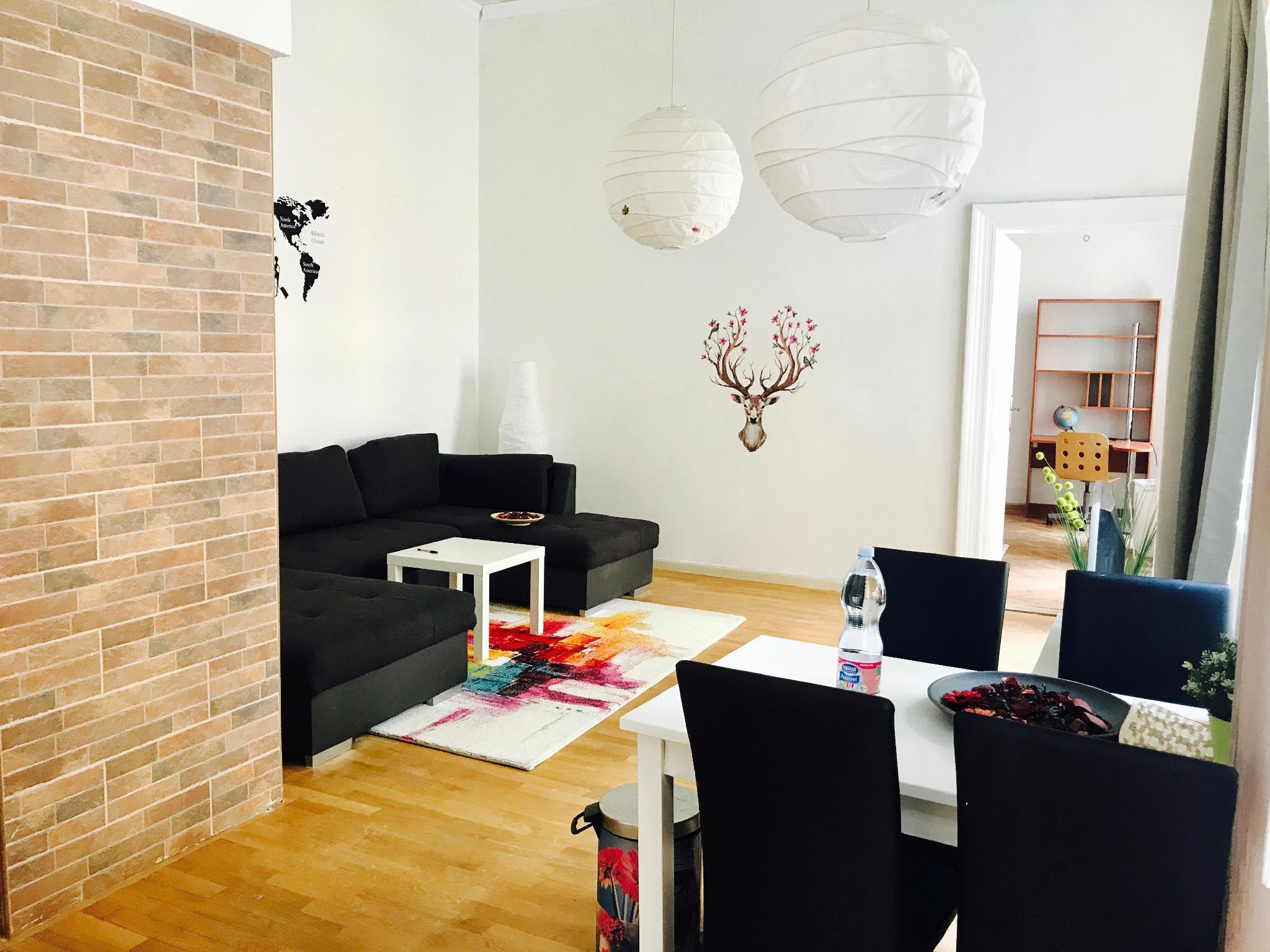 Isabelle's Lovely Home At The Andrassy Avenue